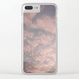 Break of Dawn Clear iPhone Case