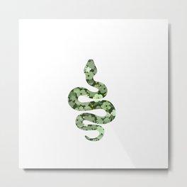 Slytherin House Metal Print
