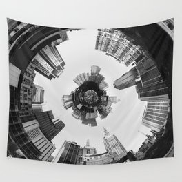 Technologic Wall Tapestry