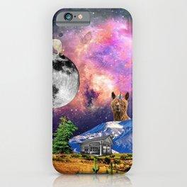 A Remote Wonderland iPhone Case