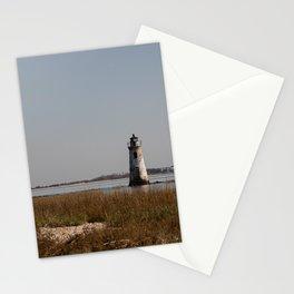 Lonley Lighthouse Stationery Cards