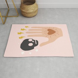 In Their Hands Rug