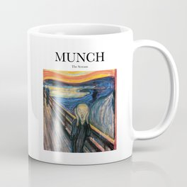 Munch - The Scream Coffee Mug