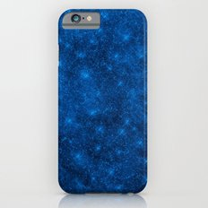 Sequin series blue iPhone 6s Slim Case