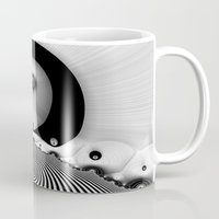 focus Mugs featuring Focus by Christy Leigh