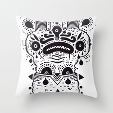 Sad boyz Throw Pillow