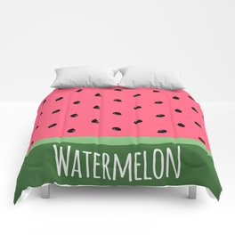 Summer Watermelon Comforters