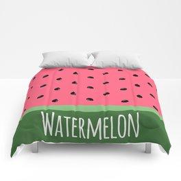 Summer Watermelon Comforters