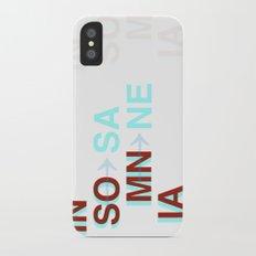 Insomnia / Insane iPhone X Slim Case