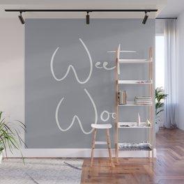 Weet Woo Wall Mural