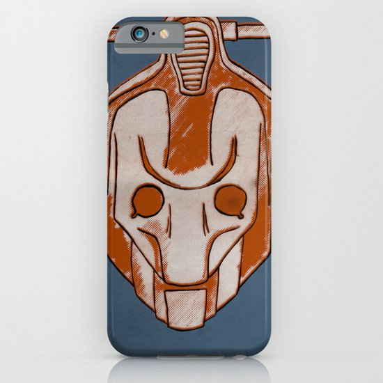 Warholian Cybermen (Doctor Who) iPhone & iPod Case