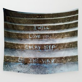 Step of the Way... Wall Tapestry