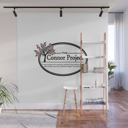 The Connor Project Wall Mural
