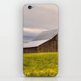 Withdrawn iPhone Skin