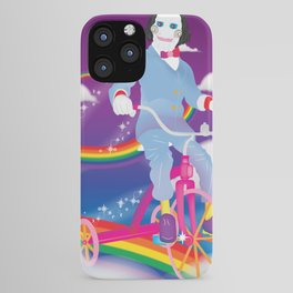 Lisa Frank & Jigsaw Mashup iPhone Case