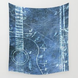 Pluck Me Wall Tapestry
