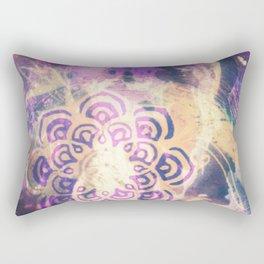 Mystic Mandala Rectangular Pillow