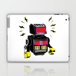 Le Robot Laptop & iPad Skin