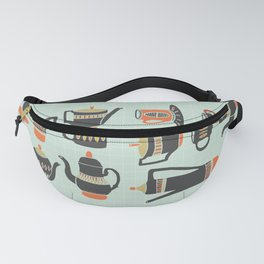 Coffee or Tea? Fanny Pack