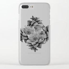 DOROTA Clear iPhone Case