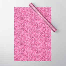 Leopard - Lilac and Pink Wrapping Paper