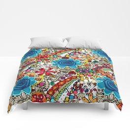Turkish dance Comforters