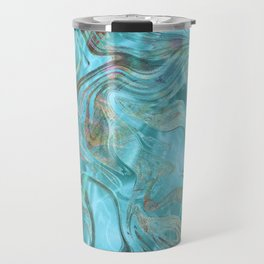 Mermaid 3 Travel Mug