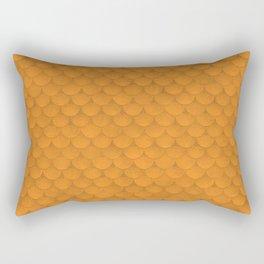 Aquaman Scales Rectangular Pillow