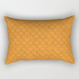 Aquaman Scales Rectangular Pillow