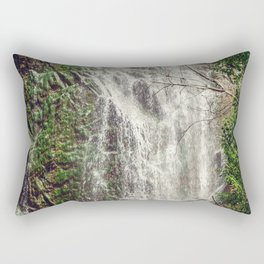 Feel the Cleansing Rectangular Pillow
