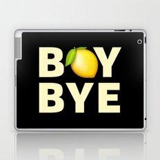 Boy Bye Laptop & iPad Skin