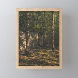 Fall Equinox Framed Mini Art Print