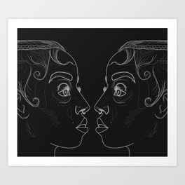 FKA II Art Print
