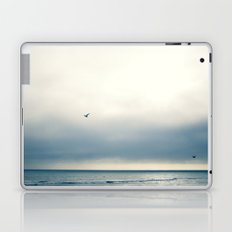 Silver Skies Laptop & iPad Skin