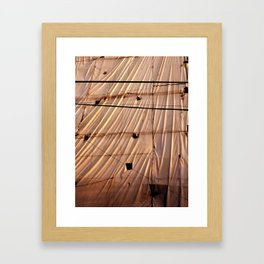 Christo? Framed Art Print