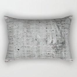 Grey mixed surfaces Rectangular Pillow