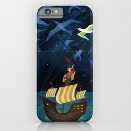 Wanderers iPhone Case