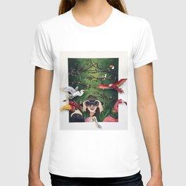 Bird Obsession T-shirt