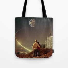 We Used To Live There, Too Tote Bag