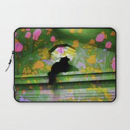 A Pretty Day Laptop Sleeve