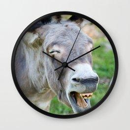 Hee Haw Wall Clock
