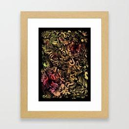 Brunkos first art Framed Art Print