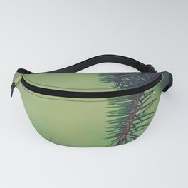 Pine tree branch Fanny Pack