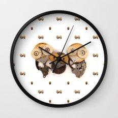 Rad's Owlets Wall Clock
