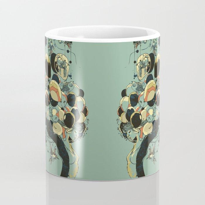 Floating Memories Coffee Mug