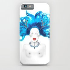 Dreamy girl iPhone 6s Slim Case