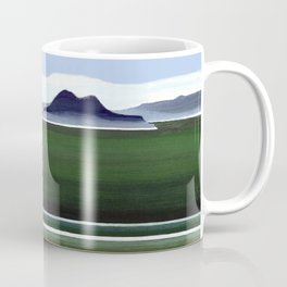 Somes Island - Matiu Coffee Mug
