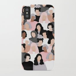 All of us iPhone Case