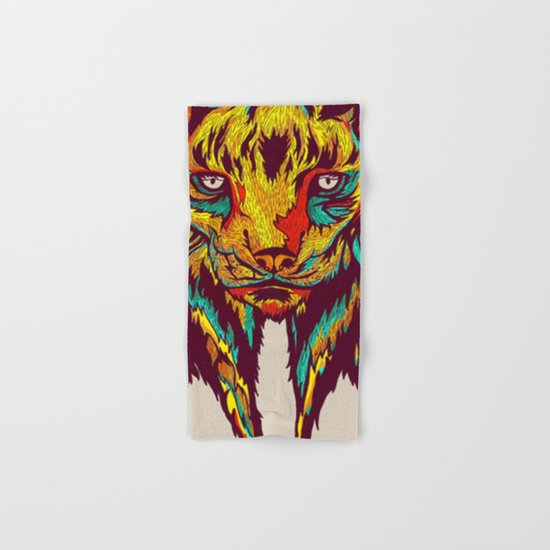 BE RARE* - Iberic Lince Hand & Bath Towel