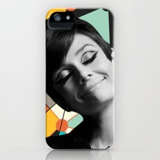 AUDREY HEPBURN 3 Slim Case iPhone SE